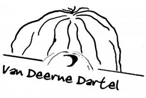 Het logo van Van Deerne Dartel